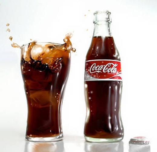 Болезни желудка предлагают лечить кока-колой