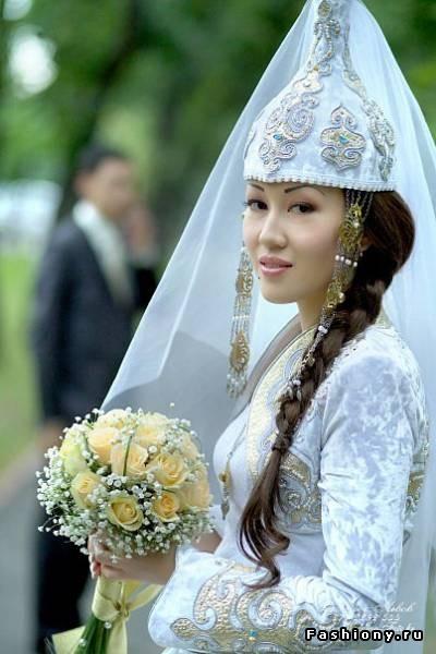 Модные платья казахский национальных