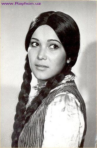 Красивые фото узбекских девушек #3