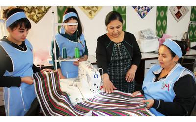 UNDP launches new initiatives on development of women's entrepreneurships in Uzbekistan