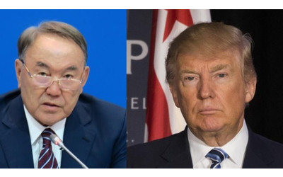 Nazarbayev and Trump to meet in White House Jan.16