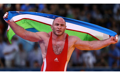 Uzbekistan's Artur Taymazov lost his gold medal from Beijing 2008 for doping