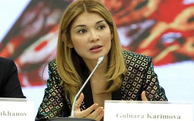 Gulnara Karimova arrested in Uzbekistan