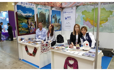 Tajikistan participates in tourism expo in Tokyo