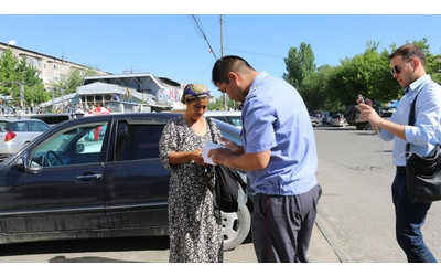 Kyrgyzstan to deport 8 citizens of Uzbekistan, Tajikistan for begging in Bishkek