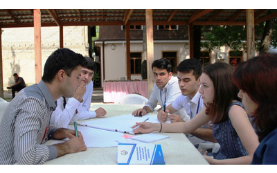 OSCE holds workshop on role of youth in prevention of terrorism in Tajikistan