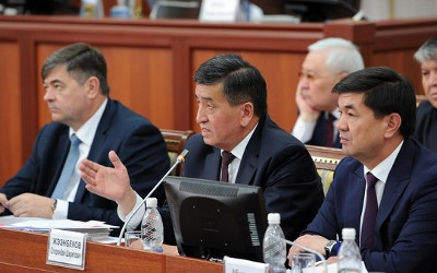 Kyrgyzstan, Uzbekistan define 76.5% of total state border — PM Jeenbekov
