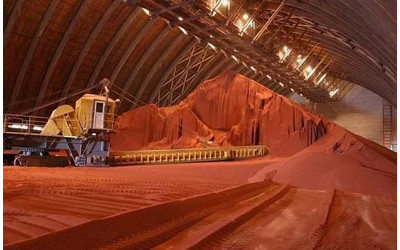 Belarusian potash manufacturer says participation in building new potash plant in Turkmenistan undecided yet