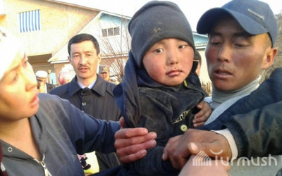 Life in rural Kyrgyzstan: 5yo gone missing survives 24 hours alone in mountains