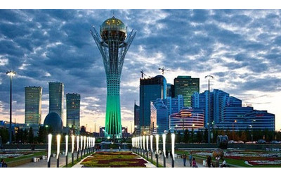 Embassy of Uzbekistan to open in Astana