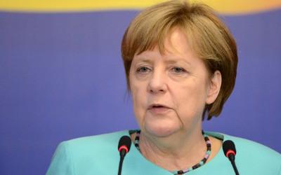 Angela Merkel vows to strengthen ties with Uzbekistan