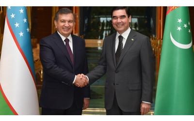 Mirziyoyev to visit Turkmenistan on Sept. 17