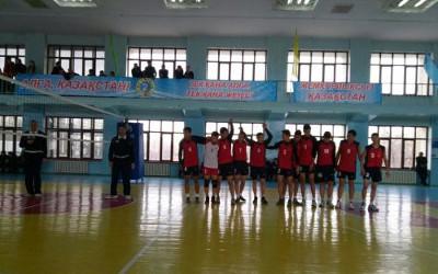 Bishkek volleyball team of juniors beats Uzbekistan and Kazakhstan