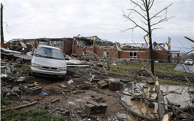 Deaths reported in central U.S. tornadoes