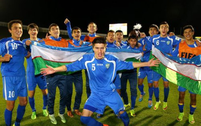 Uzbekistan beats Qatar and hopes for 2018 FIFA World Cup Qualifiers
