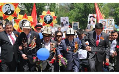 Kazakhstan pays each WW2 veteran $1,500, Uzbekistan – $256, Kyrgyzstan – $220, Turkmenistan – $26 on Victory Day