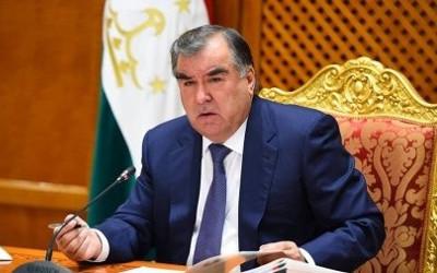 Rahmon signs first Health Code of Tajikistan