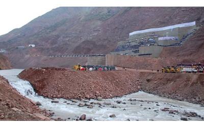Tajikistan ready for construction of main part of Rogun Dam