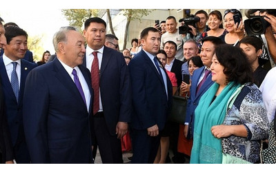 Economy of Almaty city is five times bigger than GDPs of Kyrgyzstan and Tajikistan, says Nazarbayev