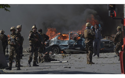 Taliban claim deadly Kabul suicide attack