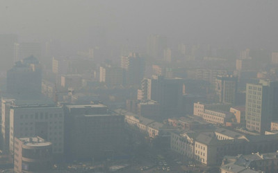 Parliament of Mongolia backs President's suggestion to declare air  pollution emergency in Ulaanbaatar