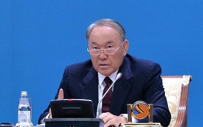 Nazarbayev: Parliament and government must work in Kazakh language