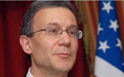 Deputy Assistant Secretary of State Rosenblum, Uzbek FM Kamilov discuss cooperation