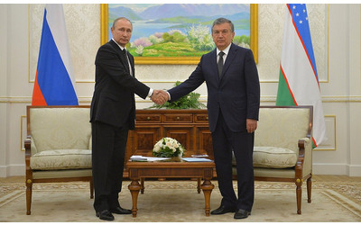 Putin to Mirziyoyev: Partnership between Russia and Uzbekistan has developed to a heightened level of strategic alliance lately