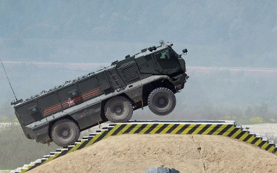 Russia to increase military equipment supplies to Uzbekistan