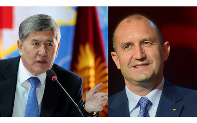 Presidents of Kyrgyzstan, Bulgaria exchange congratulatory letters over 25th anniversary of diplomatic relations