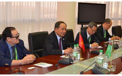 Turkmenistan, Vietnam discuss expansion of cooperation
