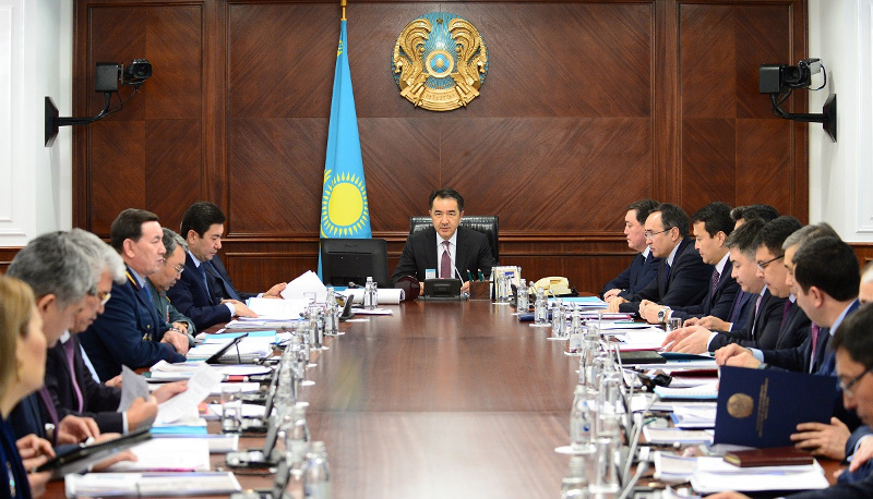 local government in kazakhstan China-kazakhstan border woes dent silk road ambitions  been delayed because the local government has not been able to decide on logistics operations and a customs regime with partners.