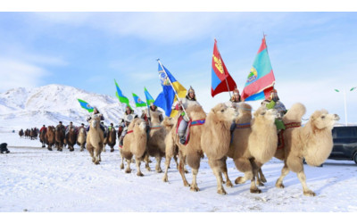 Camel Festival 2017 to be celebrated in Mongolia's Bulgan
