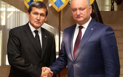 Turkmen government delegation visits Moldova