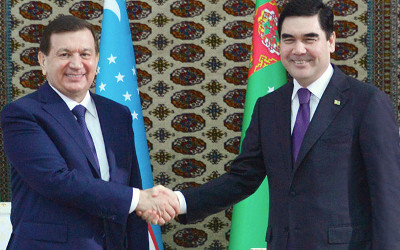 Presidents of Turkmenistan and Uzbekistan to hold talks in Avaza National Tourist Zone