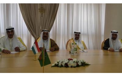 Kuwait, Turkmenistan discuss cooperation