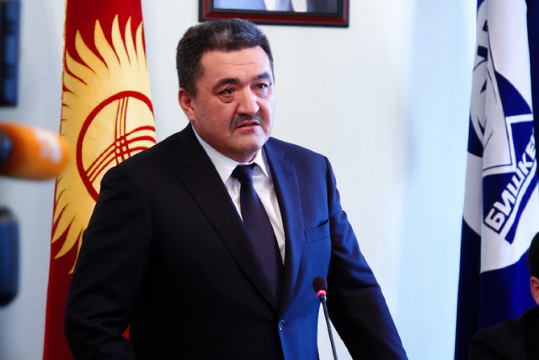 Текебаев Албек Ибраимовду каматаарын айтты