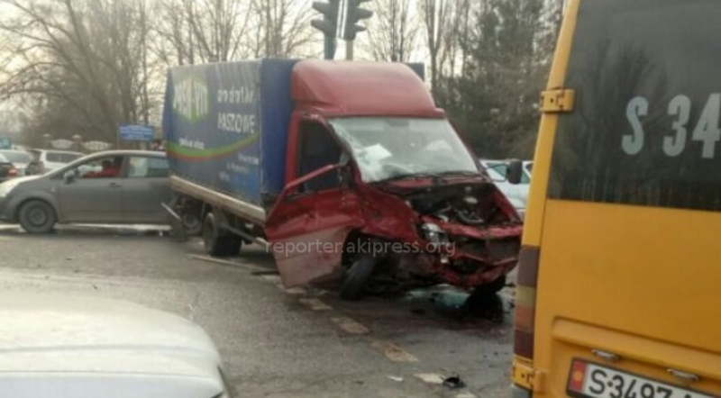 Investigation of fatal road accident with participation of