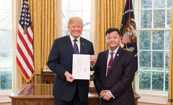 Visa Free Travel Asia Trump