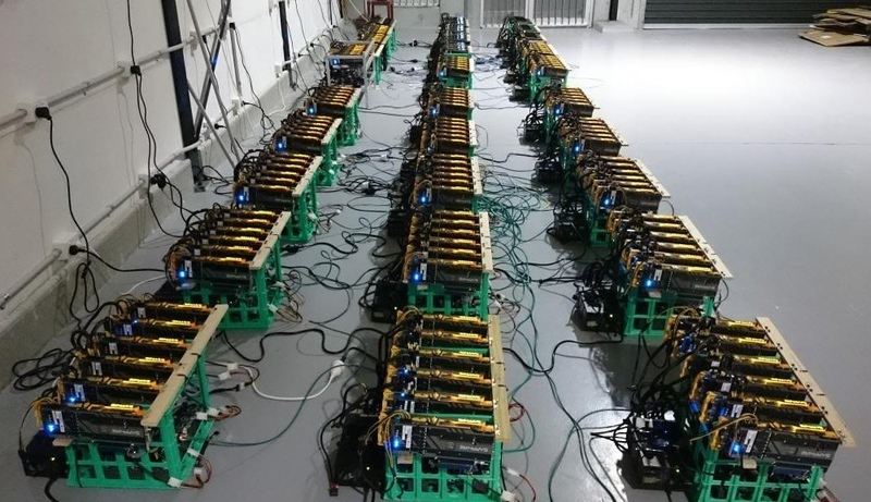 cryptocurrency mining news