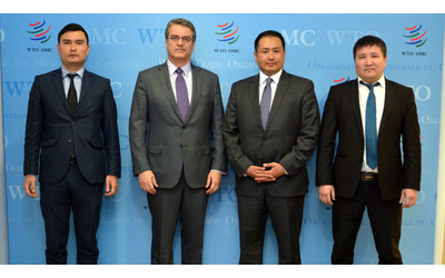 kazakhstan s rough road to wto accession Russia's accession had a domino effect on post-soviet states like belarus and kazakhstan, who were forced to comply with trade liberalization policies as a result, russia's membership in the wto has raised the level of competition within the customs union and squeezed out a number belarusian manufacturers from the market.