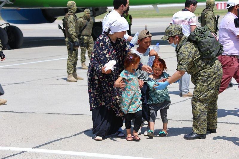 Mirziyoyev on repatriation of 156 Uzbeks from Middle East: 'I was called and told that the plane will be downed'