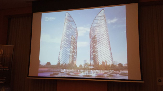 First Skyscrapers May Appear In Ferghana Valley Akipress News Agency