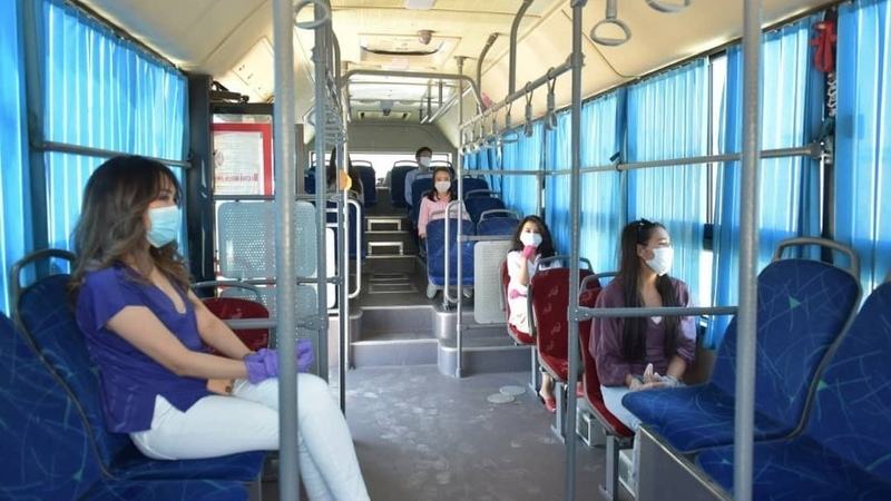 Kyrgyzstan reports 558 new coronavirus cases, 9 deaths
