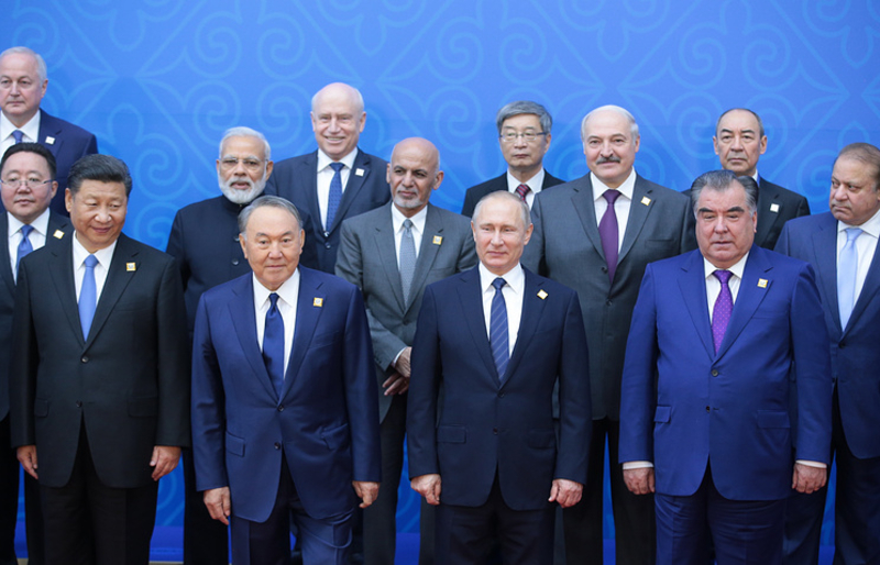 India And Pakistan Join Shanghai Cooperation Organization Akipress