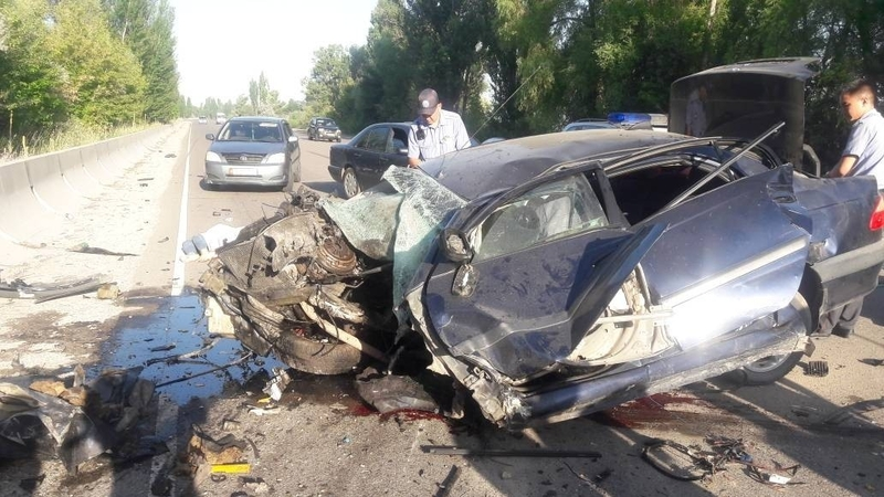 Deadly road crash leaves 3 dead, 1 critically injured - AKIpress