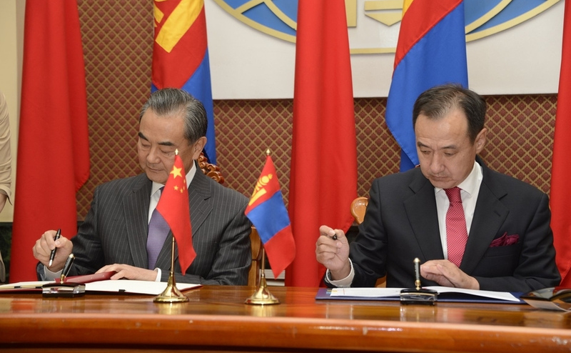 Mongolia, China to study feasibility of free trade agreement