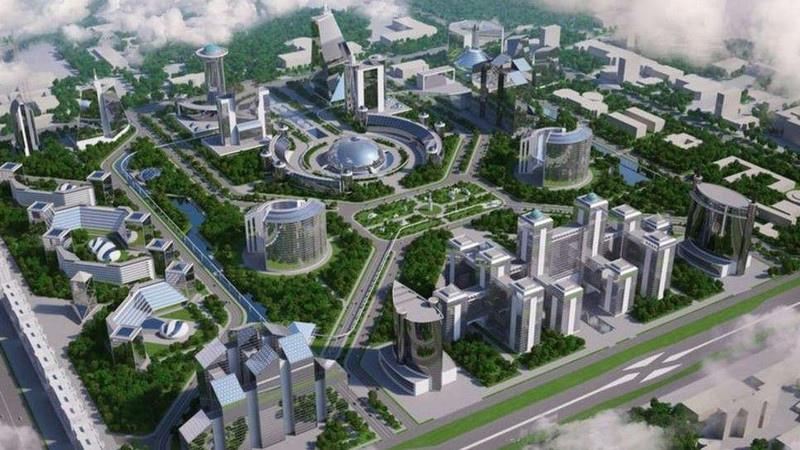 Singapore to build smart city outside Tashkent for $2 5 billion