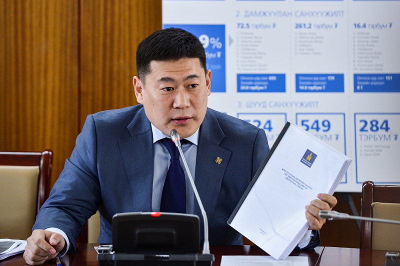 Mongolian ruling party nominates candidate for new Prime Minister