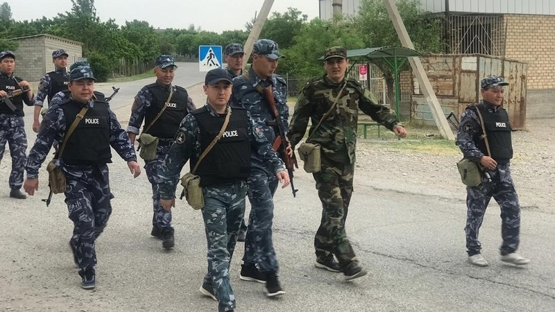 Situation in Batken as of May 7 stable, police say